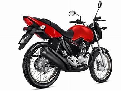 Start Cg Honda Moto Vermelha Descricao Capacidades