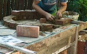 Holz Pizzaofen Selber Bauen : pizzaofen im garten selber bauen bauanleitung ~ Yasmunasinghe.com Haus und Dekorationen