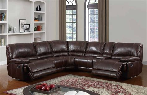 Top 10 Of Leather Motion Sectional Sofas