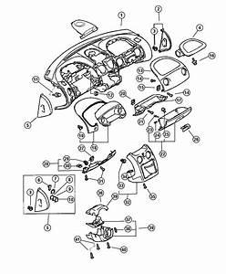 2002 Chrysler Sebring Fuse  Mini  10 Amp  Red  Electrical