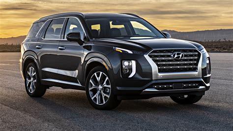News - Hyundai's Palisade Is The Big V6 SUV We Can't Have