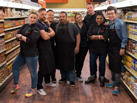 guys superstar grocery games meet  competitors guy