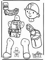 Puppet Pull Bob Builder Coloring Pages Crafts Puppets Coloringhome Bobs Bilder Bouwer Popular Construction Activities Marionette Paper Kreativitet Annonse Advertisement sketch template
