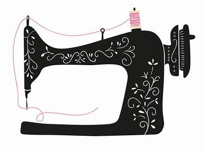 Sewing Clip Kit Elements Clipart