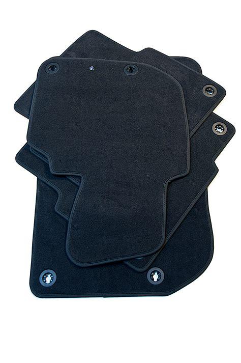 bmw genuine tailored car floor mats set velours black e36
