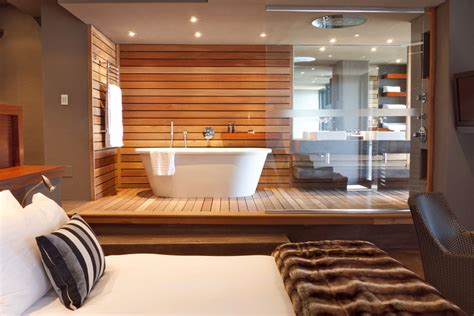 bathroom in bedroom ideas modern bathroom design open plan suite sa garden and home