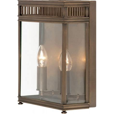 holborn flush fitting georgian style wall lantern can be used outdoors