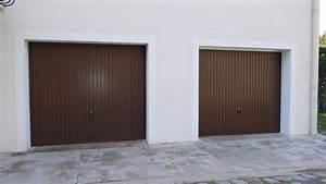 Porte De Garage Basculante Sur Mesure : r alisations fermetures alu fermetures ~ Melissatoandfro.com Idées de Décoration