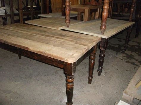 farmhouse tables for sale used secondhand hotel furniture stock liquidation