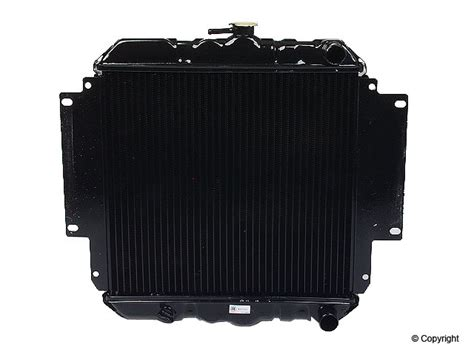 Suzuki Samurai Radiator by Suzuki Radiator Auto Parts Catalog