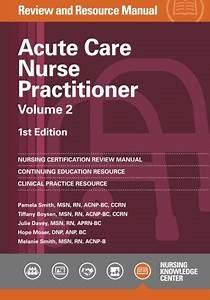 9781935213529  Acute Care Nurse Practitioner Review And