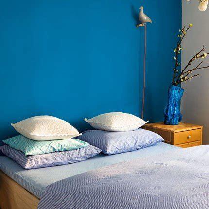 canape cuir bleu ciel couleur bleu maison