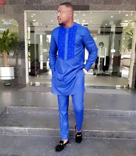 Latest Senator Styles For Men-African/Nigeria Men Come ...