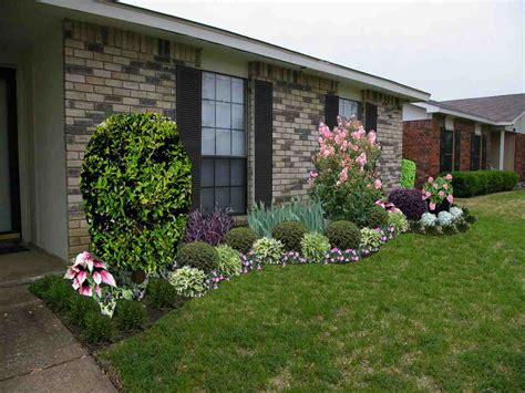 front yard landscaping ideas  ranch style homes decor ideas