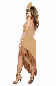 Lb Stock Chart Ladies Pocahontas Native American Indian Wild West Fancy