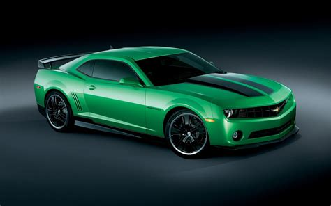 Chevrolet Camaro Synergy Car Wallpapers