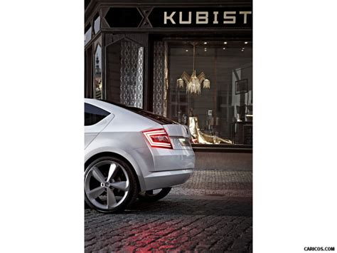 Skoda Visiond Design Concept Rear Wallpaper 18 Ipad