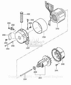 Robin  Subaru Rgx6500 Parts Diagram For Stator