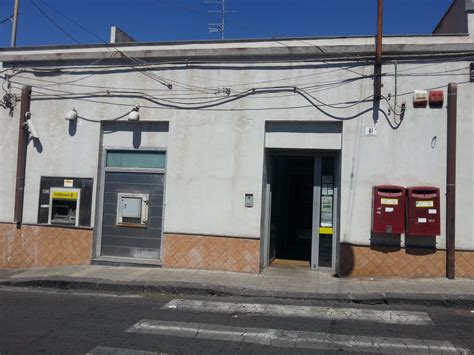 Ufficio Postale Catania by Catania 11 L Ufficio Postale Di Canalicchio Leggimionline
