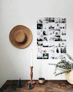 Idee Für Fotowand : coole idee f r fotos noch mehr ideen f r originelle fotow nde gibrt es auf idee ~ Markanthonyermac.com Haus und Dekorationen