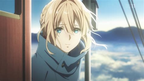 violet evergarden      anime project