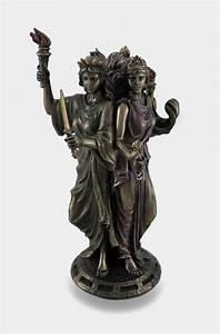 32, Powerful, Statues, Of, Greek, Gods, Goddesses, U0026, Mythological, Heroes