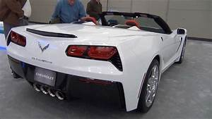 Corvette C7 Cabriolet : all new 2014 corvette c7 stingray convertible youtube ~ Medecine-chirurgie-esthetiques.com Avis de Voitures