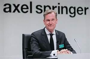 Axel Springer SE - Hauptversammlung: Dividende bleibt bei ...