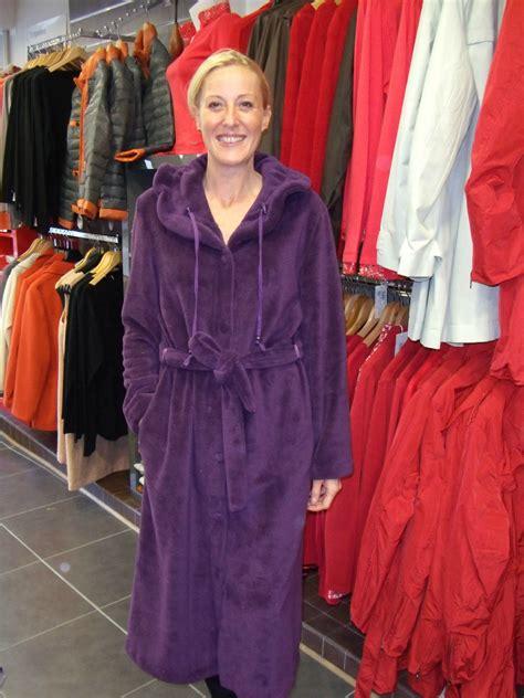 robe de chambre en ratine robe de chambre en ratine