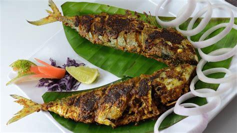 aila fish fry  vahchef  vahrehvahcom youtube