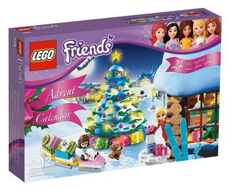 All About Bricks Success For Lego With Friends Launch