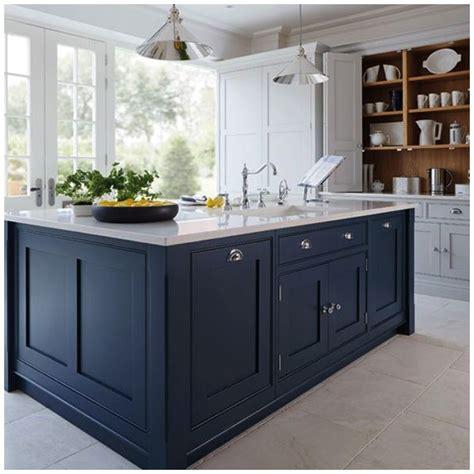 ways   navy blue   kitchen