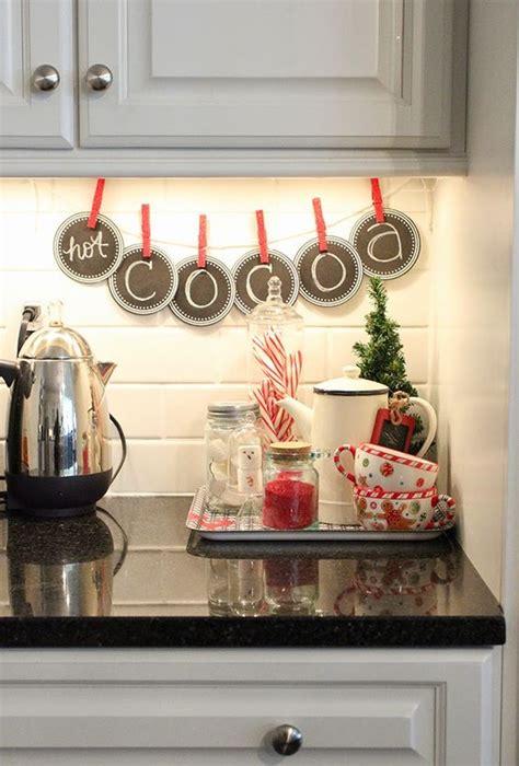 christmas kitchen decorating ideas ecstasycoffee