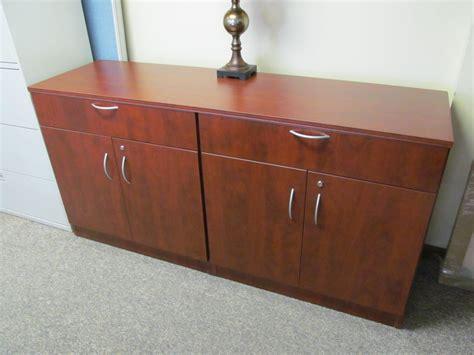 Desks Serving Credenza For Conference Room