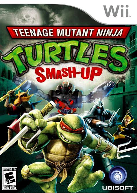 hardcore gaming  teenage mutant ninja turtles