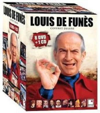 The french aren't usually known for their sense of humor, but this list of the best french comedy movies proves that the french can drum up a laugh or two when the occasion calls for it. LOUIS DE FUNES COFFRET VOL. 5 by IMPORTS - Shop Online for ...