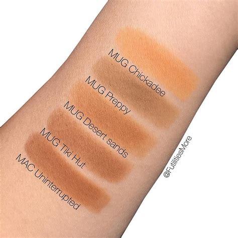 Tiki Hut Eyeshadow by Mac Uninterrupted Dupes Makeup Tiki Hut Desert