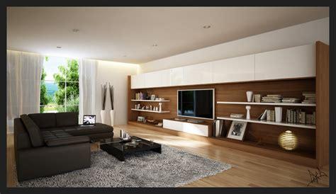 Modern Living Rooms