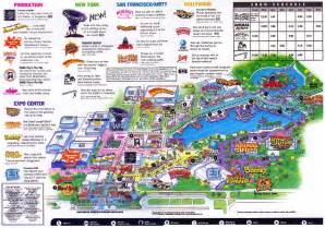 Halloween Horror Nights Hollywood Parking by Map Of Universal Studios Orlando Slowcatchup