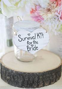 bridal shower gift survival kit for the bride item number With wedding gifts for the bride