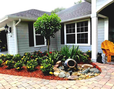 Front Yard Landscaping Ideas With Rocks On Pinterest