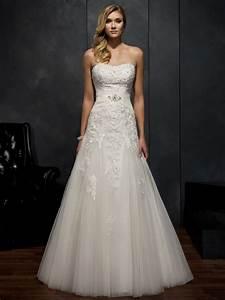 All eyes on you in an elegant kenneth winston wedding for Kenneth winston wedding dresses