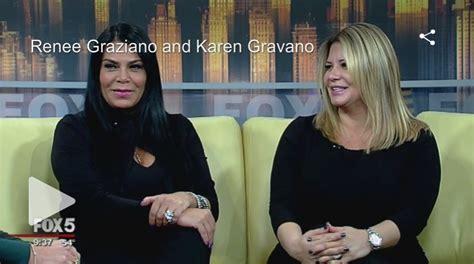 Big Ang Mural Staten Island by Karen Gravano Amp Renee Graziano Full Interview On Big Ang