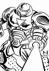 Hulkbuster Iron Coloring Hulk Buster Drawing Sheet Bus Armor Sketch Marvel Printable Getdrawings Template Getcolorings sketch template