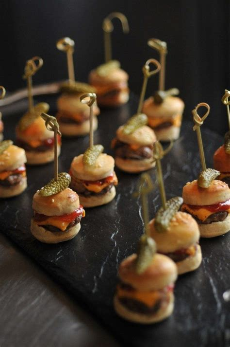 mini canape ideas best 25 canapes ideas on salmon canapes
