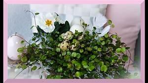 Frühlingsdeko Aus Naturmaterialien Selber Machen : osterdeko selber machen i diy 2019 i katiswelttv youtube ~ Eleganceandgraceweddings.com Haus und Dekorationen