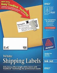 Purchase avery shipping labels with trueblock technology 2 for Buy mailing labels