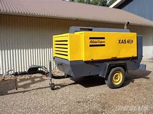 Used Atlas Copco Xas 136 Compressors Year  2006 Price   11 406 For Sale