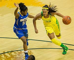 Photos: Oregon Women's Basketball moves to 4-0 in the ...