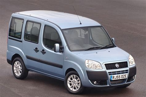 Fiat Doblo by Fiat Doblo 2001 Car Review Honest